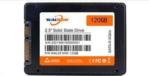 Внутренний SSD WALRAM Sata3 120 ГБ