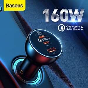 Зарядка в автомобиль Baseus 160W