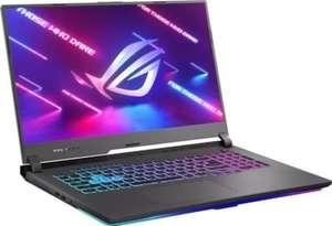 """Игровой ноутбук ASUS ROG Strix G17 G713QR-HG107T 17,3"""" Ryzen™ 9 5900HX, GeForce® RTX 3070, 16 Гб, 1 Тб SSD"""