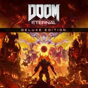 [PS4] DOOM Eternal Издание Deluxe