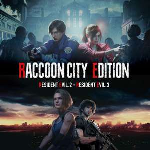 [PS4] RACCOON CITY EDITION