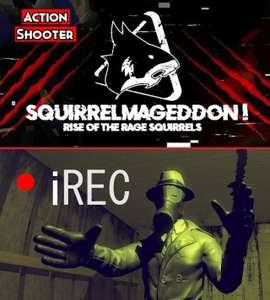 [PC] Бесплатно Squirrelmageddon! и iREC через SteamDB