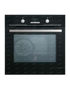 [не везде] Электрический духовой шкаф Electrolux EZB52410AK черный (по акции выгодный комплект)