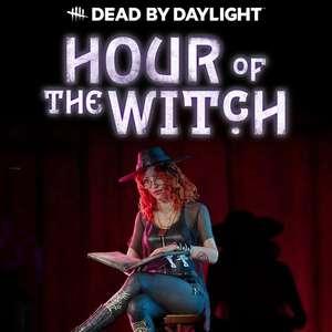 [PC] Dead By Daylight: бонусы за ежедневную авторизацию (тематический ивент)
