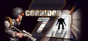 [PC] Corridor 7: Alien Invasion в GOG. Нужен VPN и IP Германии.