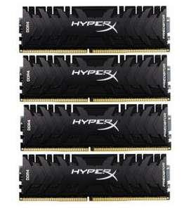 Оперативная память HyperX DDR4 32Gb 2400MHz (CL12)