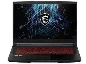 """[Омск, Махачкала и возможно др.] Ноутбук MSI GF65 10UE-246XRU (Full HD, 15.6"""", IPS, Intel Core i5 10500Н, 8 ГБ + 512 ГБ, GeForce RTX 3060)"""