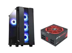 Скидки до 20% на комплекты Chieftec (корпус + блок питания), например корпус CHIEFTEC HUNTER + БП Chieftec CHIEFTRONIC PowerPlay GPU-650FC