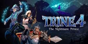 [Nintendo Switch] Trine 4: The Nightmare Prince