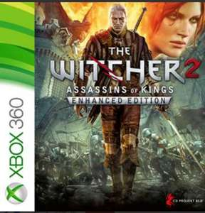 [XBOX] The Witcher 2: Assassins of Kings Enhanced Edition