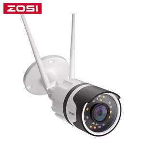 Водонепроницаемая 1080p Wi-Fi камера ZOSI