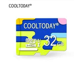 Карта памяти Cooltoday на 32 GB