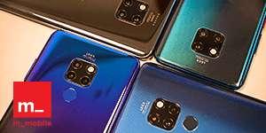 Huawei Mate 20 Pro + аксессуар = 40582 + 13721 баллов