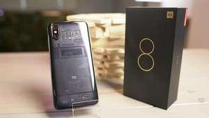 Xiaomi Mi8 Pro 8/128Gb РСТ + гарантия оф.магазина Mi