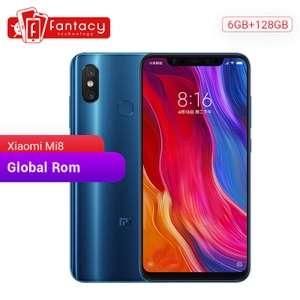 Xiaomi mi8 6/128 CN (с купоном на 1643 руб. за покупку от 16106 руб.)