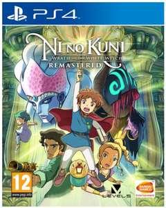[PS4] Ni no Kuni: Гнев белой ведьмы Remastered