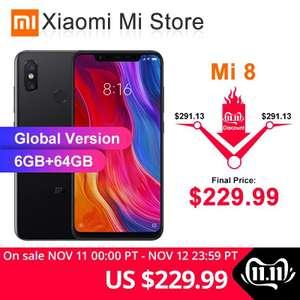 [11.11] Xiaomi Mi 8 6/64