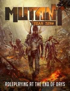 MUTANT: Year Zero (бумажная настольная ролевая игра, PDF, ENG)
