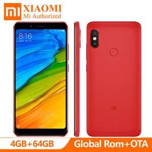Xiaomi Redmi Note 5 (4/64) за US $150.40 с купоном на 2$