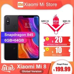 Xiaomi Mi8 6/64 global