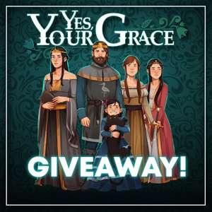Халявная игра, Yes, Your Grace beta