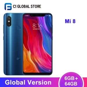 Xiaomi Mi 8 6/64 Gb Глобальная версия