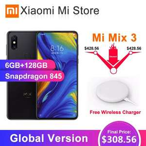 [29.11] Xiaomi mi Mix 3 6/128 Black