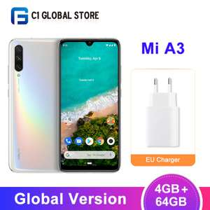 [06.01] Xiaomi Mi A3 4/64Gb Глобалка
