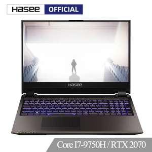 Hasee Z9-CT7PK i7 9750 RTX 2070