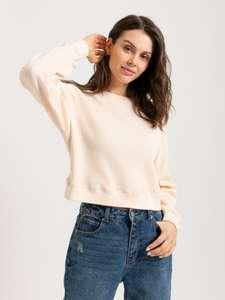 -20% на одежду SELA (не на всю), например женский трикотажный свитшот