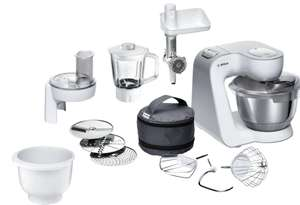 Кухонная машина Bosch MUM5824C, серебристый