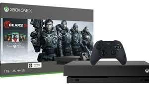Игровая консоль Xbox One Microsoft X 1TB + Gears 5