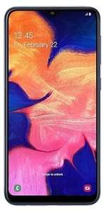 Смартфон Samsung Galaxy A10 2/32GB, синий