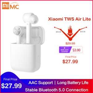 Xiaomi Airdots Lite (с учетом промокода и распродажи)