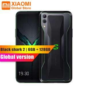Игровой смартфон Xiaomi Black Shark 2 глобальная версия 6+128GB. Цена 275.59$