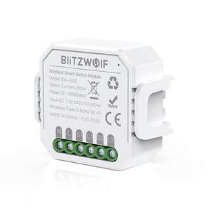 BlitzWolf® BW-SS5 - WiFi управляемый модуль на 2.3кW