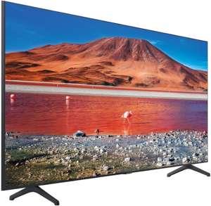 [Не все города] Телевизор SAMSUNG UE50TU7100UXRU,50 (3360 кэшбэк)