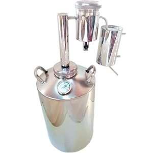 Самогонный аппарат Лидер 4 12-40 литров