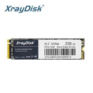 SSD M.2 NMVE XrayDisk 256gb