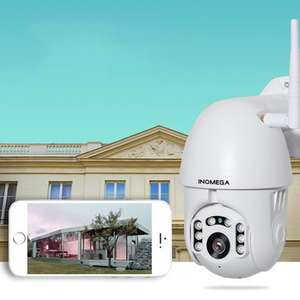 IP камера INQMEGA PTZ381 с ночным видением
