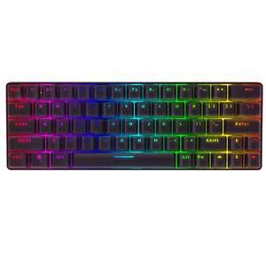 Механическая bluetooth клавиатура BlitzWolf BW-KB1
