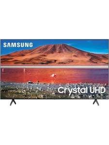"""Телевизор Samsung UE43TU7100UXRU,43"""",UHD, Smart TV"""