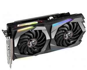 Видеокарта MSI GeForce GTX 1660 GAMING X 6GB