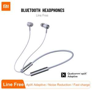 Беспроводные bluetooth-наушники Xiaomi Line Free, AptX