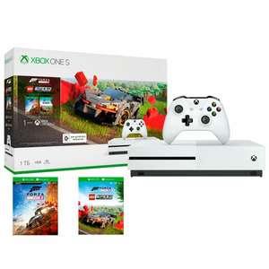 Xbox One Microsoft S 1TB + Forza Horizon 4 + LEGO Speed Champions