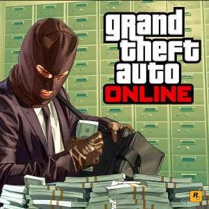 [PS4] GTA Online - 1.000.000$ бесплатно каждый месяц