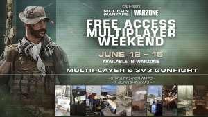 [PS4/Xbox/PC] Бесплатные выходные в мультиплеере Call of Duty: Modern Warfare - 2019