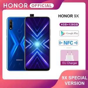 Honor 9X 4/128 ( NFC, 710,) + Honor band 5