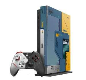 "[не везде] Microsoft Xbox One X 1Tb Cyberpunk 2077"" + 1M Game Pass Ultimate Trial"