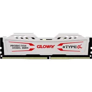 Оперативная память DDR4 Gloway 16 Гб 2400 МГц